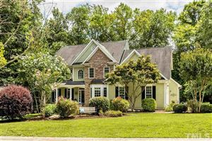 Photo of 205 Sunset Grove Drive, Holly Springs, NC 27540 (MLS # 2262782)