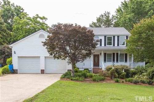 Photo of 3919 Headwater Court, Raleigh, NC 27606 (MLS # 2322782)