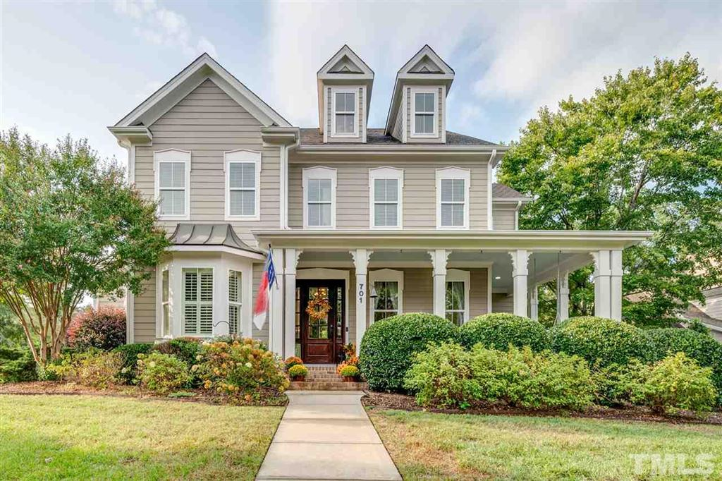 Photo of 701 Walters Drive, Wake Forest, NC 27587 (MLS # 2281783)