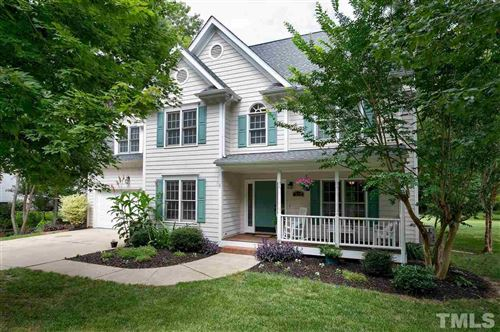 Photo of 509 Sandy Point Way, Holly Springs, NC 27540 (MLS # 2329786)