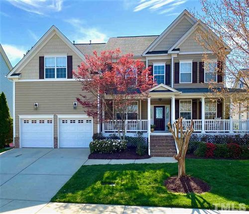 Photo of 8203 Wade Green Place, Cary, NC 27519 (MLS # 2312791)