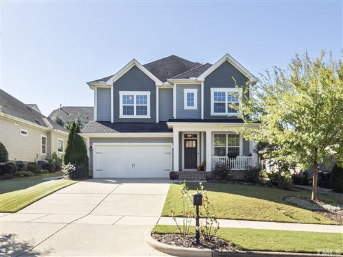 Photo of 728 Ancient Oaks Drive, Holly Springs, NC 27540 (MLS # 2414792)