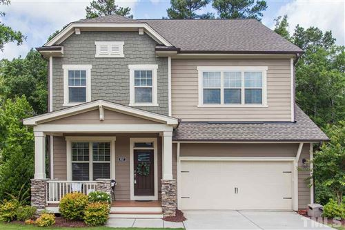Photo of 817 Ancient Oaks Drive, Holly Springs, NC 27540 (MLS # 2329798)