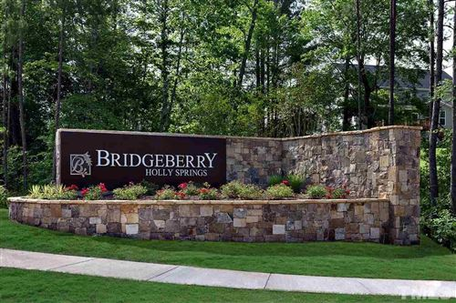 Photo of 121 Tayberry Court #Homesite 57, Holly Springs, NC 27540 (MLS # 2333798)