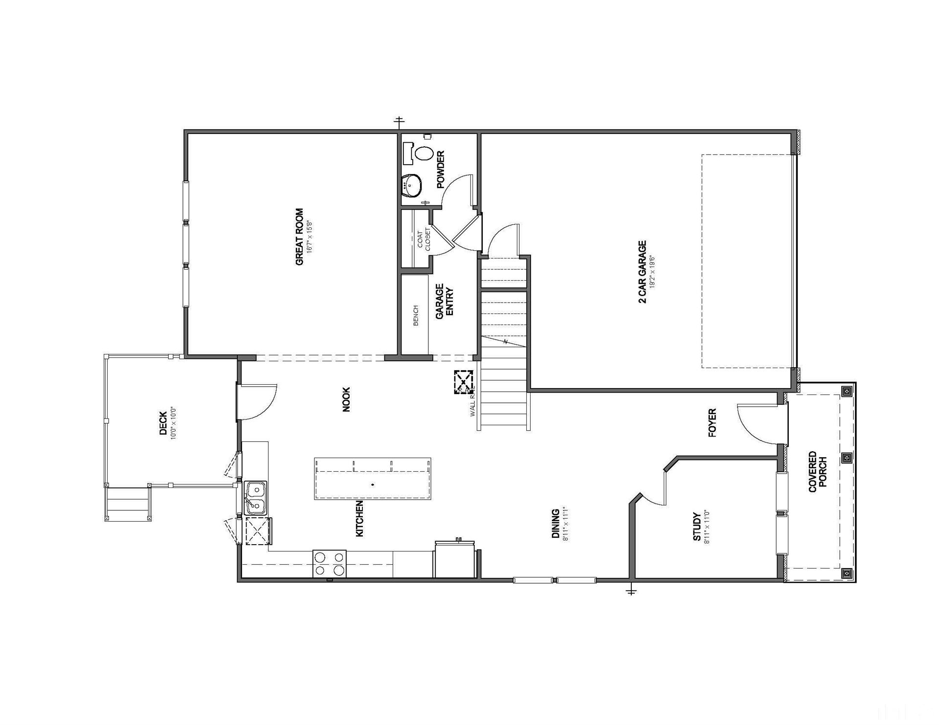 Photo of 17 W Dentaires #6, Willow Spring(s), NC 27592 (MLS # 2415803)