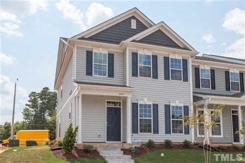 Photo of 1019 Myers Point Drive, Morrisville, NC 27560 (MLS # 2292806)