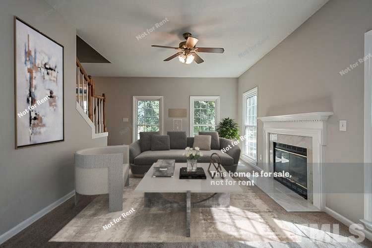 Photo of 913 Willow Ridge Drive, Knightdale, NC 27545 (MLS # 2408807)