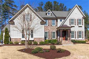 Photo of 6041 Mentmore Place, Cary, NC 27519 (MLS # 2244810)