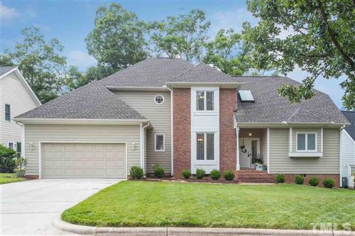 Photo of 107 High Country Drive, Cary, NC 27513 (MLS # 2390810)