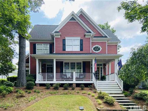 Photo of 217 Elmcrest Drive, Holly Springs, NC 27540 (MLS # 2323812)