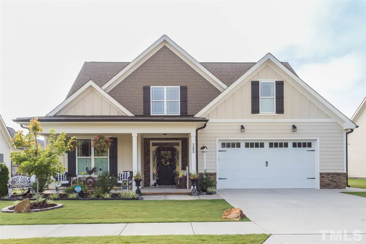 125 Plantation Drive, Youngsville, NC 27596 - MLS#: 2333815