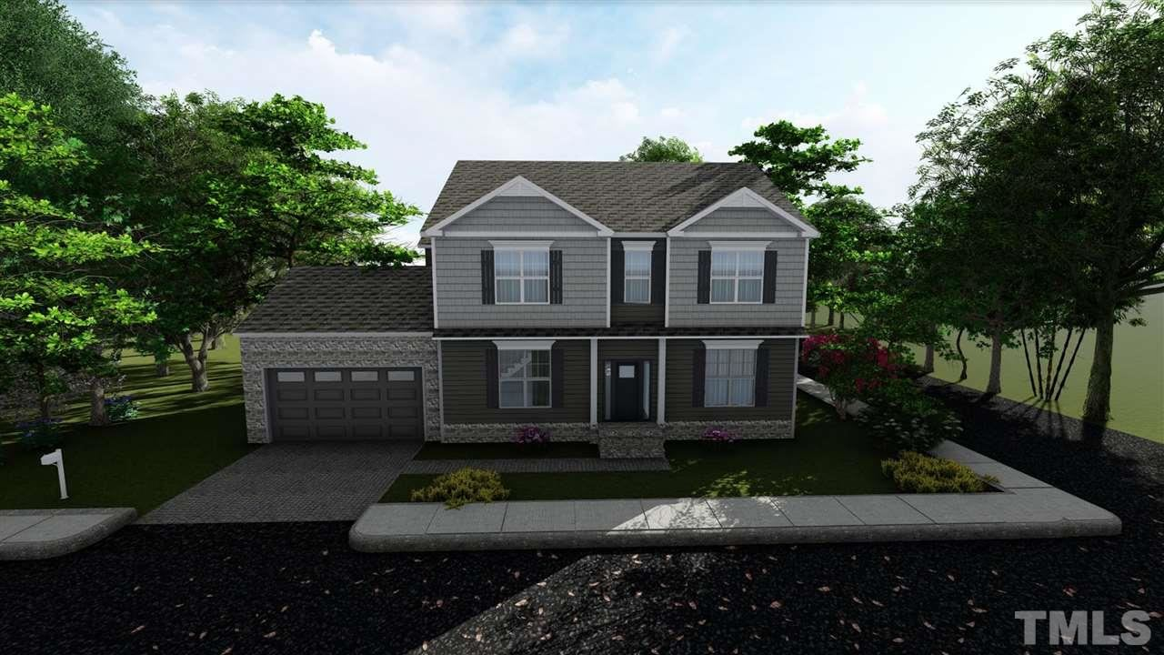Photo of 5024 Holly Brook Drive, Apex, NC 27539 (MLS # 2338815)