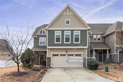 Photo of 136 Station Drive, Morrisville, NC 27560-9247 (MLS # 2362816)