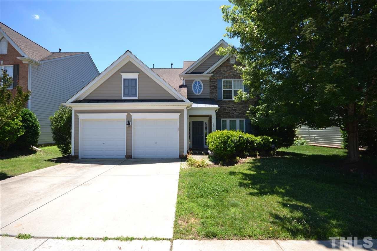 Photo of 12413 Honeychurch Street, Raleigh, NC 27614 (MLS # 2389816)