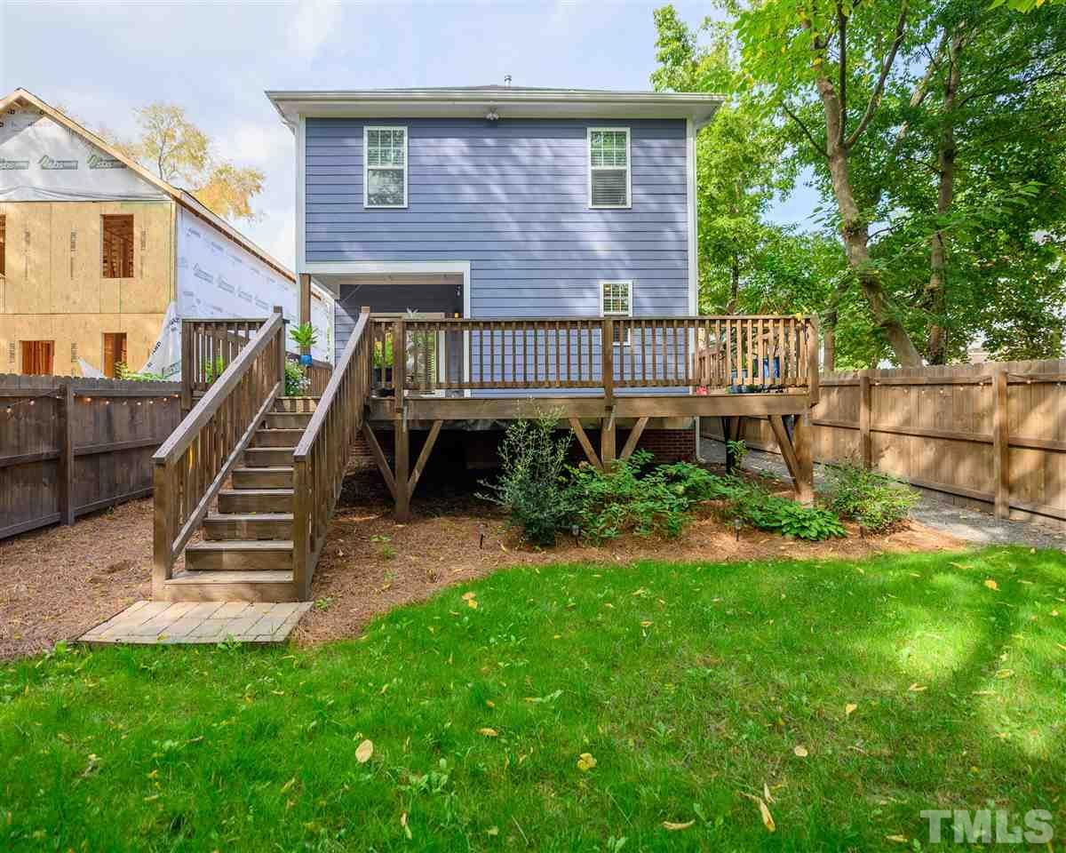 12 Fort Alley, Raleigh, NC 27601 - MLS#: 2340817