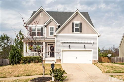 Photo of 208 Acorn Falls Court, Holly Springs, NC 27540 (MLS # 2296818)