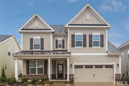 Photo of 3360 Mountain Hill Drive, Wake Forest, NC 27587 (MLS # 2301819)