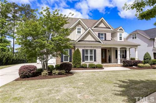 Photo of 200 Meares Bluff Lane, Holly Springs, NC 27540 (MLS # 2316824)