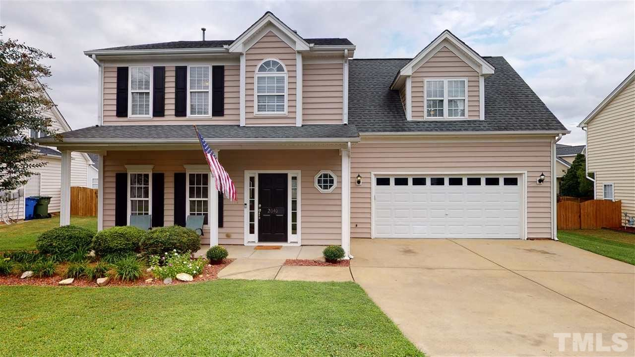2040 Weaverline Drive, Fuquay Varina, NC 27526-7298 - MLS#: 2342824