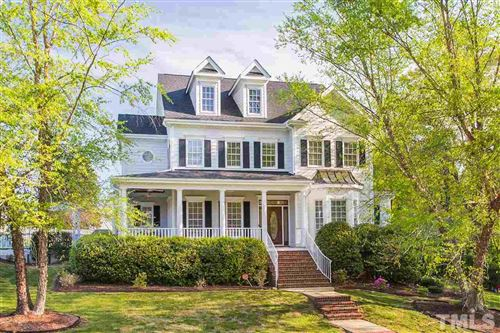 Photo of 4516 Cheshire Downs Court, Raleigh, NC 27603 (MLS # 2312827)