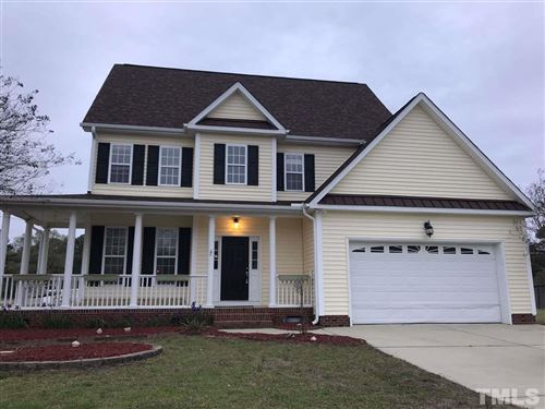 Photo of 400 Spruce Meadows Lane, Willow Spring(s), NC 27592-8307 (MLS # 2310828)