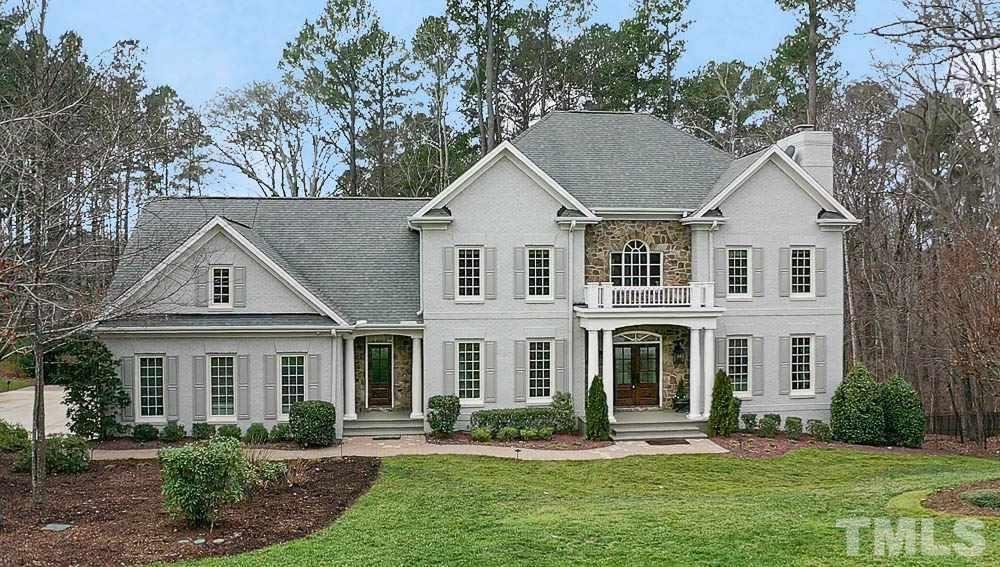 5 Gray Bluff Place, Durham, NC 27705-1383 - MLS#: 2297830