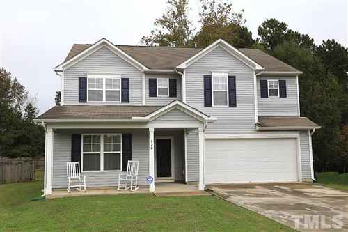 Photo of 120 Dabney Ridge Place, Garner, NC 27529 (MLS # 2349837)