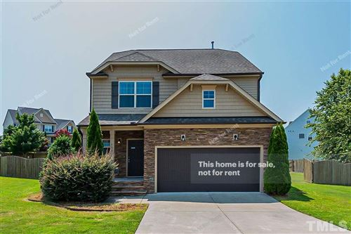 Photo of 503 Misty Willow Way, Rolesville, NC 27571-9366 (MLS # 2400838)