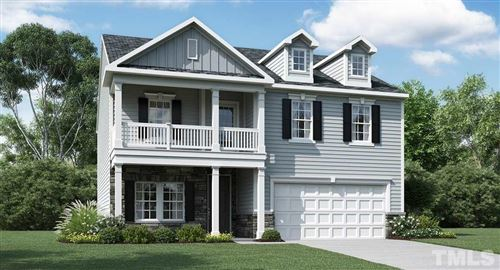 Photo of 100 Gorges Park Drive, Holly Springs, NC 27540 (MLS # 2367840)