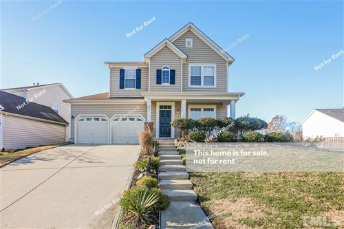 Photo of 502 Ashgreen Court, Rolesville, NC 27571-9216 (MLS # 2357841)
