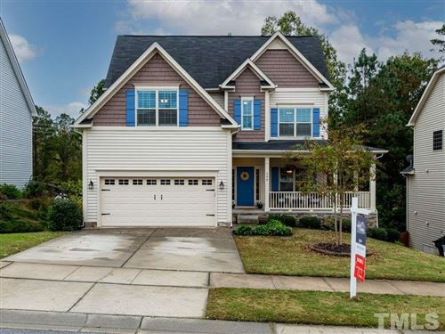 Photo of 209 Sweet Violet Drive, Holly Springs, NC 27540 (MLS # 2348842)
