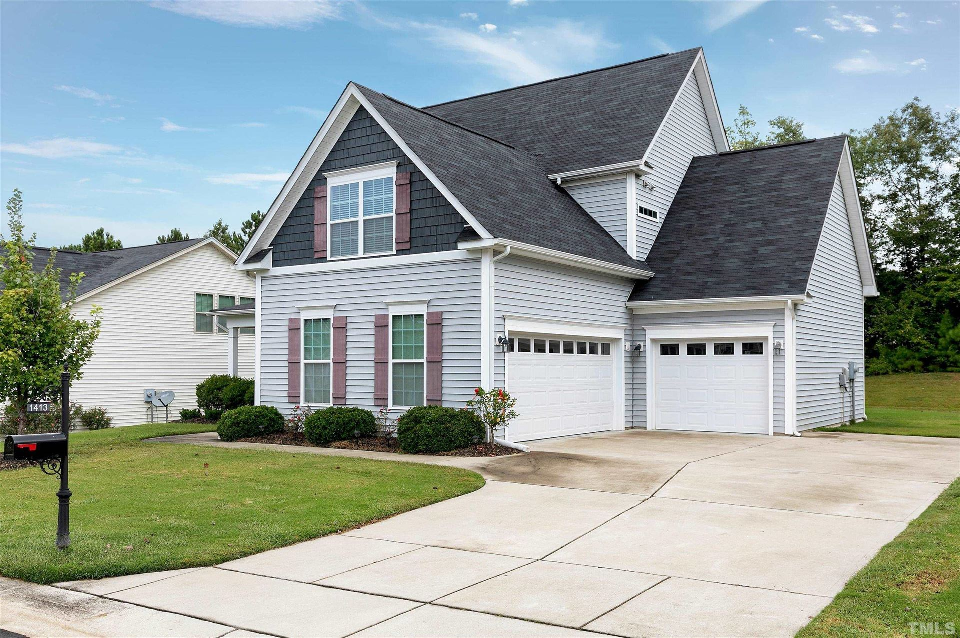 Photo of 1413 Stone Wealth Drive, Knightdale, NC 27545 (MLS # 2408842)