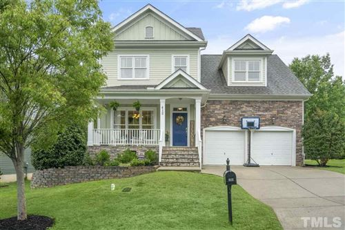 Photo of 412 Streamwood Drive, Holly Springs, NC 27540 (MLS # 2321846)