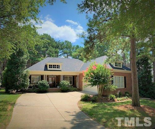 Photo of 1217 Colonial Club Drive, Wake Forest, NC 27587 (MLS # 2336846)