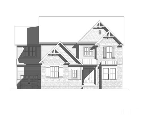 Photo of 108 Ledge Manor Drive, Holly Springs, NC 27540 (MLS # 2411846)
