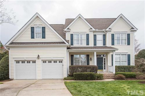 Photo of 10205 Swanhaven Court, Raleigh, NC 27617 (MLS # 2306847)