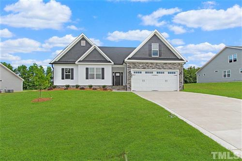 Photo of 190 Heart Pine Drive, Wendell, NC 27591 (MLS # 2309848)