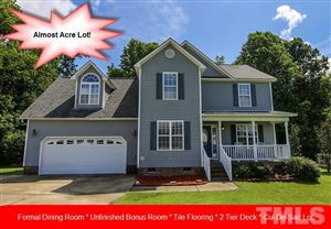 Photo of 228 Sunset Pointe Drive, Clayton, NC 27520 (MLS # 2260850)