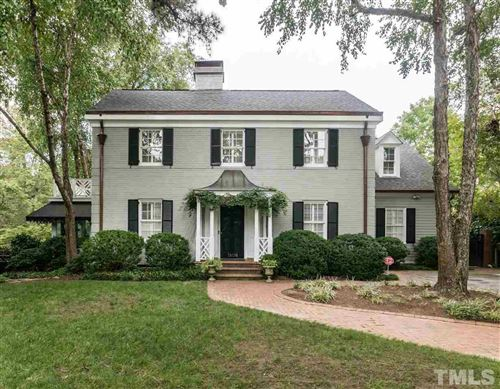 Photo of 1806 Chester Road, Raleigh, NC 27608 (MLS # 2296850)