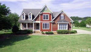 Photo of 3709 Carriage Manor Court, Wendell, NC 27591 (MLS # 2236853)