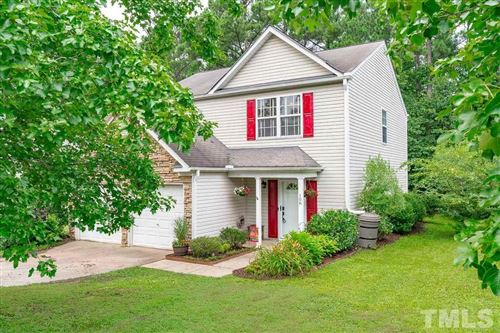 Photo of 108 Sturminster Drive, Holly Springs, NC 27540 (MLS # 2329853)