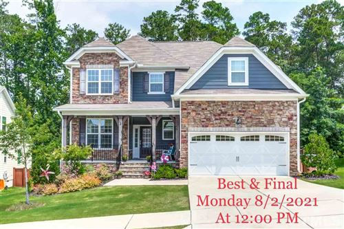 Photo of 1845 Longmont Drive, Wake Forest, NC 27587-5965 (MLS # 2397854)