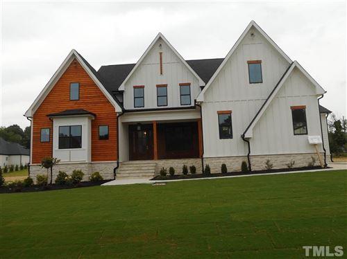 Photo of 8304 Prescott Manor Way, Wake Forest, NC 27587 (MLS # 2390855)