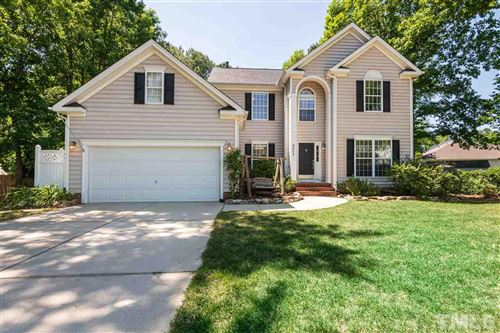Photo of 8517 Cottontail Court, Wake Forest, NC 27587 (MLS # 2319860)