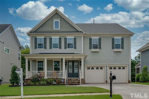 Photo of 105 Grand Pine Place, Apex, NC 27539 (MLS # 2329860)
