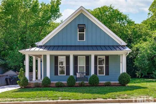 Photo of 1208 S Bloodworth Street, Raleigh, NC 27601 (MLS # 2390863)