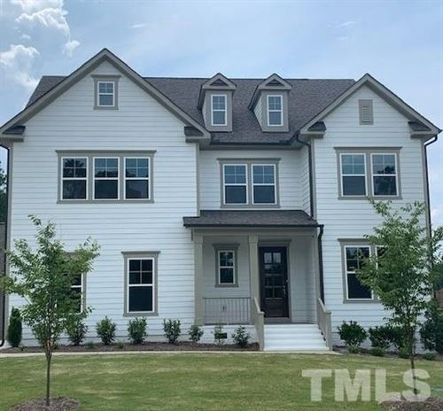 Photo of 204 Silent Cove Lane #Lot 99, Holly Springs, NC 27540 (MLS # 2359864)