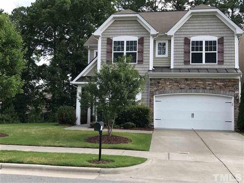Photo of 216 Hammond Wood Place, Morrisville, NC 27560 (MLS # 2362865)