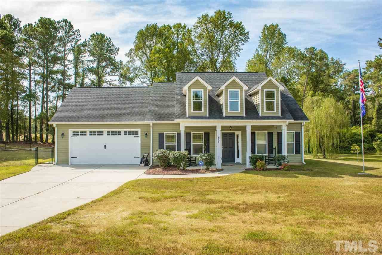 2801 Packing Plant Road, Smithfield, NC 27577-7859 - MLS#: 2282874