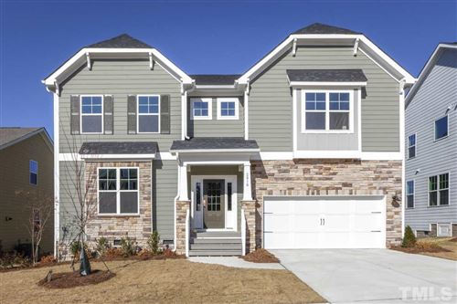 Photo of 417 Cahors Trail #136, Holly Springs, NC 27540 (MLS # 2310875)